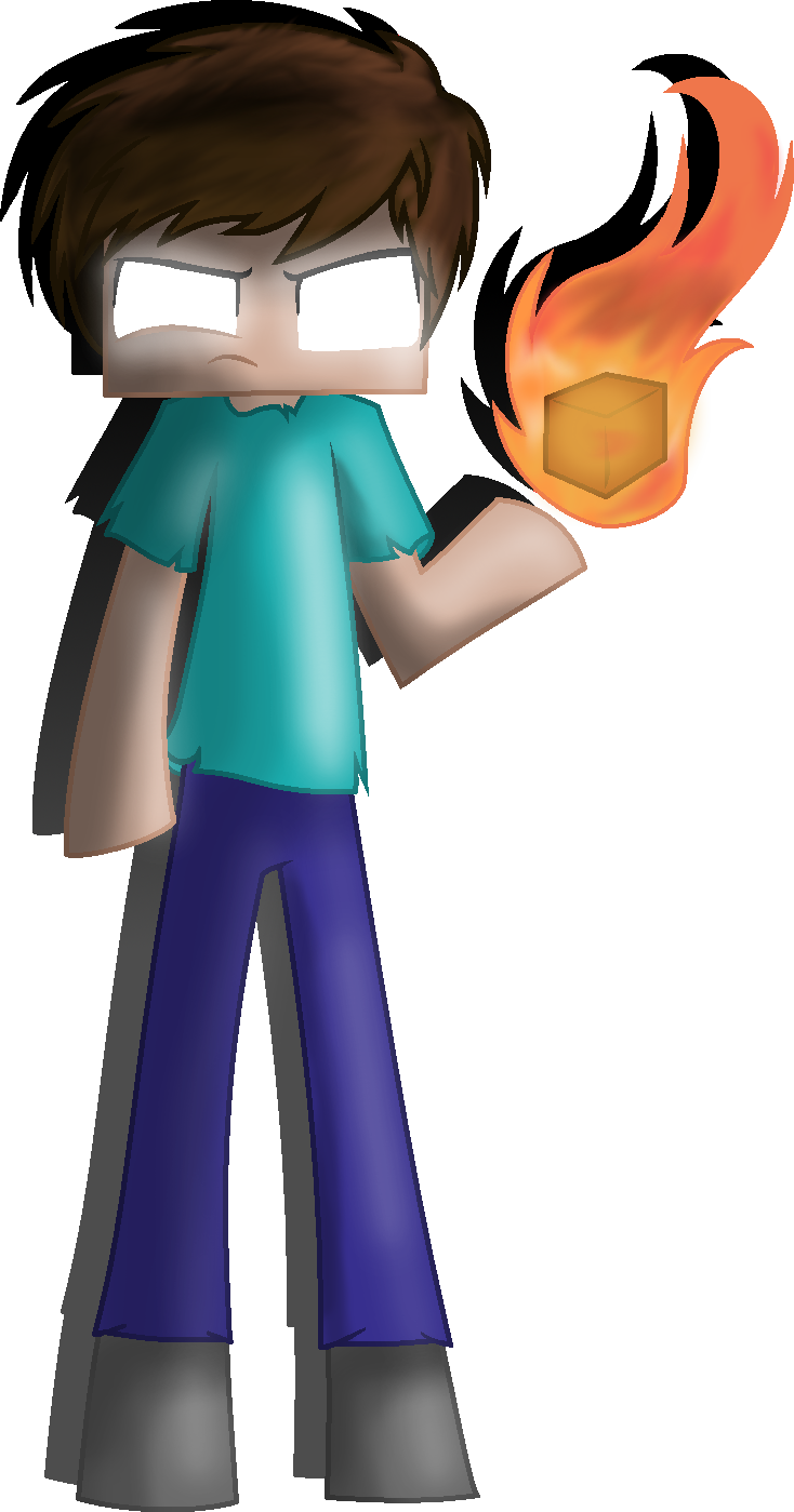 Image Result For Chibi Herobrine Minecraft Drawings