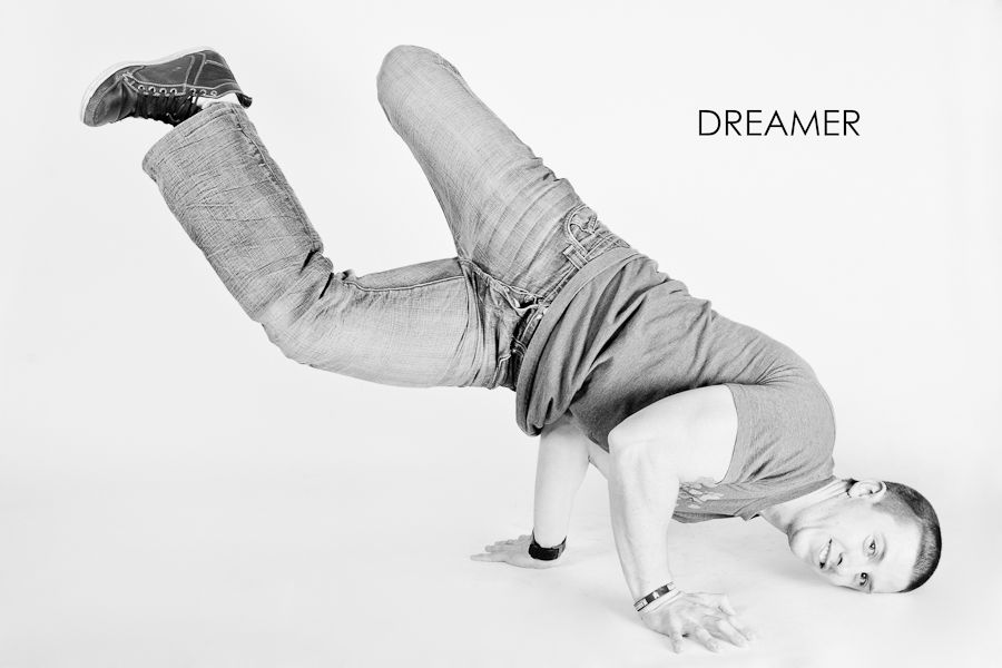 Kurtis' word is dreamer. What's your word? #OneWord