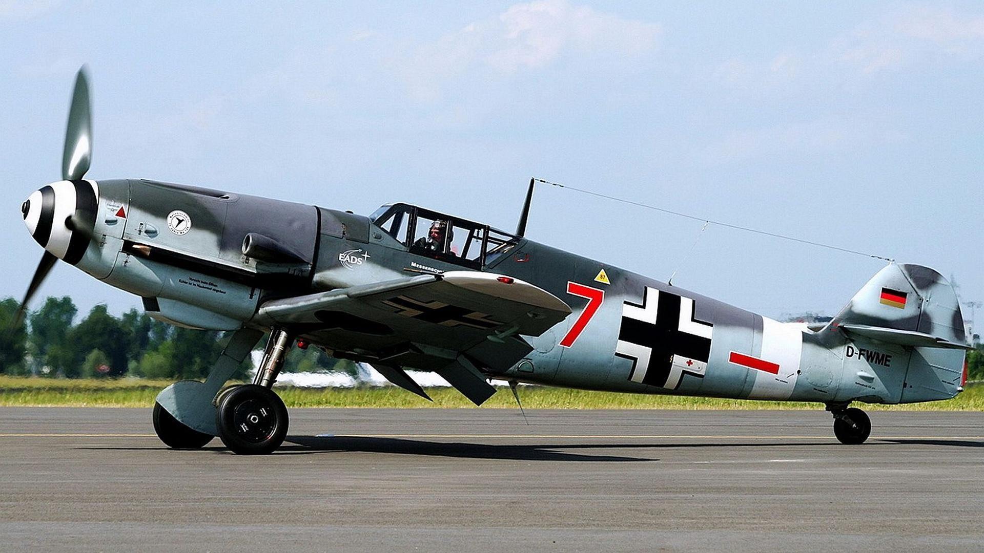 Обои Bf 109 k4, war, painting, german fighter, ww2, aviation. Авиация foto 9