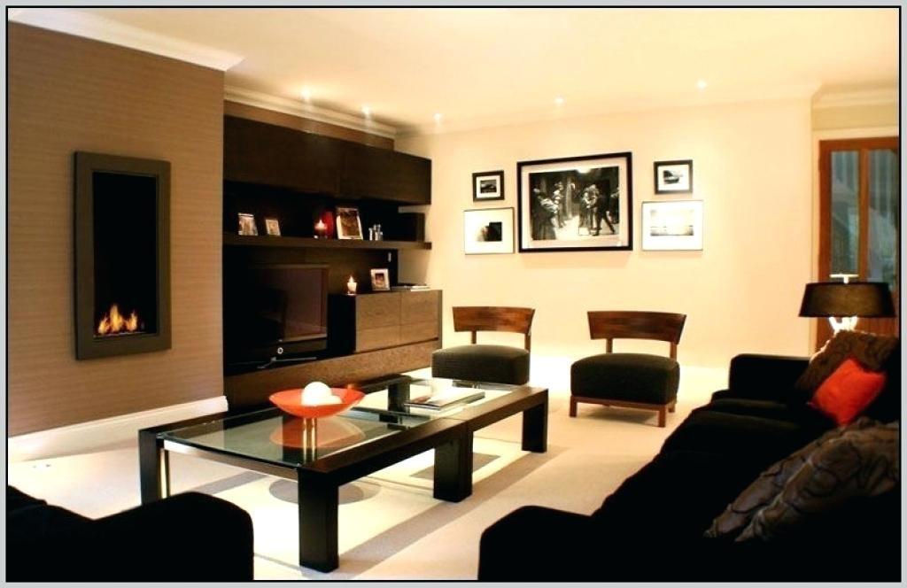 Wandfarbe Fur Braune Mobel Wohnzimmer Farbe Wohnung Wohnzimmer