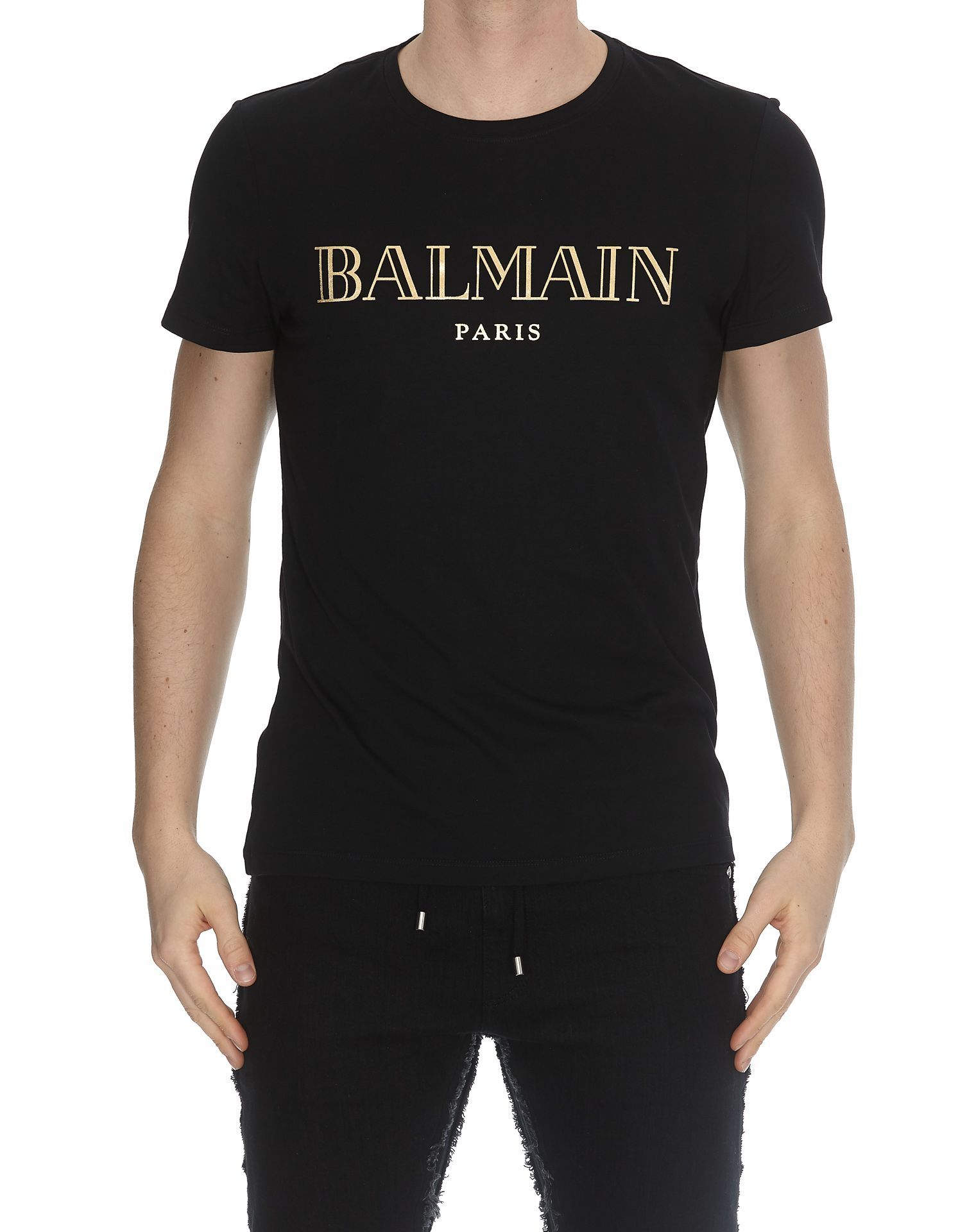 balmain t shirt for men