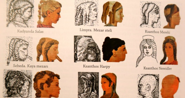 Ancient Turkish Hairstyles Google Search In Ancient Times Ancient Times Ancient
