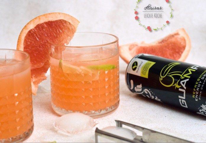 Super sommerlich: Unsere GUAMPA Cocktails! Annas Favourit ist Ihr selbsterfundener #Grape #GUAMPA #Cocktail