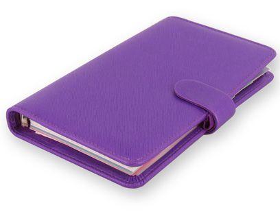 Filofax Saffiano Personal Planner (Compact)