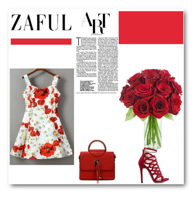 """http://www.zaful.com/?lkid=5197- 60"" by christine-792 ❤ liked on Polyvore"