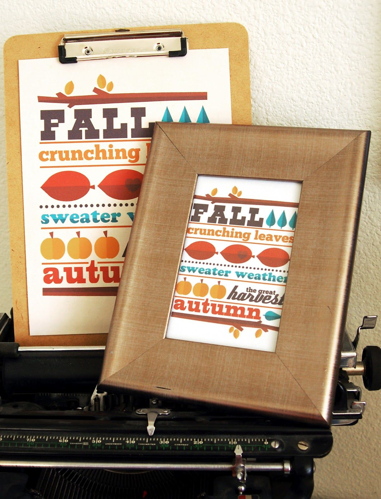 Fall Festival Day 12 Fall Printable