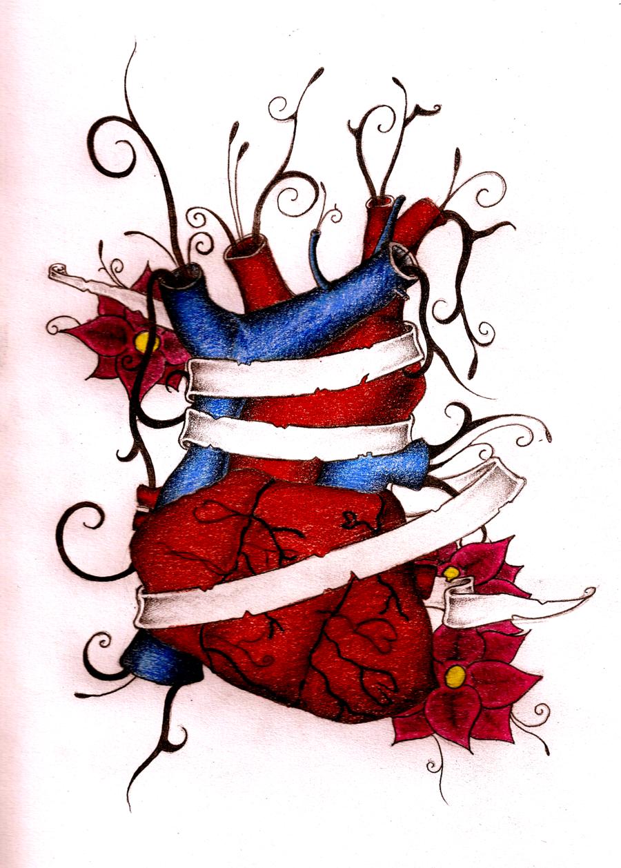 Traditional Bleeding Heart Tattoo Bleeding Heart Tattoo Design Heart Tattoo Designs Bleeding Heart Tattoo Bleeding Heart