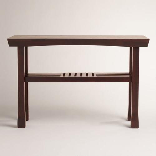 Beau $250 Tall Hako Table | World Market