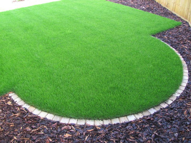 sandstone setts lawn edge Google Search Landscape