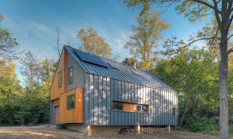 Bureau for architecture and urbanism: matchbox house architecture