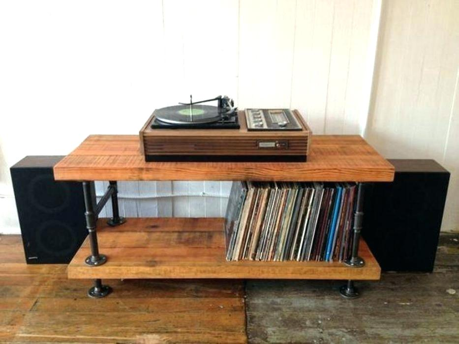 turntable stand ikea record player shelf apartments record ...