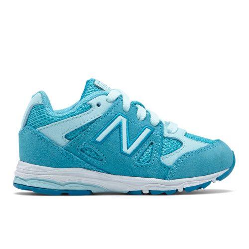 a77dbcb3c7698 New Balance 888 Kids' Infant Running Shoes - Blue/White (KJ888BLI ...