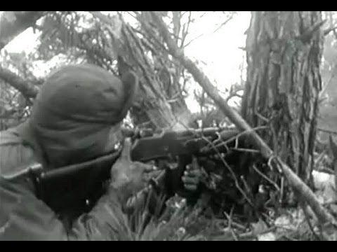 WHO-Tube: Combat footage, Korean war - newsreel (1950) | War
