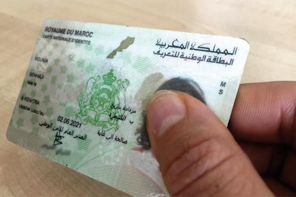 Morocco Id Card To Replace Birth Life And Residence