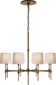 Dauphine 8 light chandelier circa lighting edgewood fixtures dauphine 8 light chandelier circa lighting mozeypictures Gallery