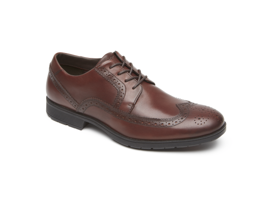Shop the Total Motion PS Wingtip in Chili at the Official Rockport® Online  Store, as well as the rest of our Men's Dress Shoes.