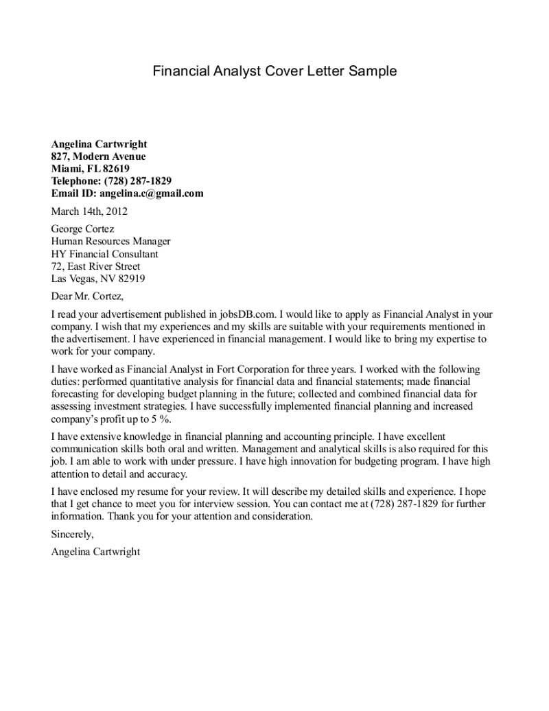 Financial Analyst Cover Letter Sample from i.pinimg.com