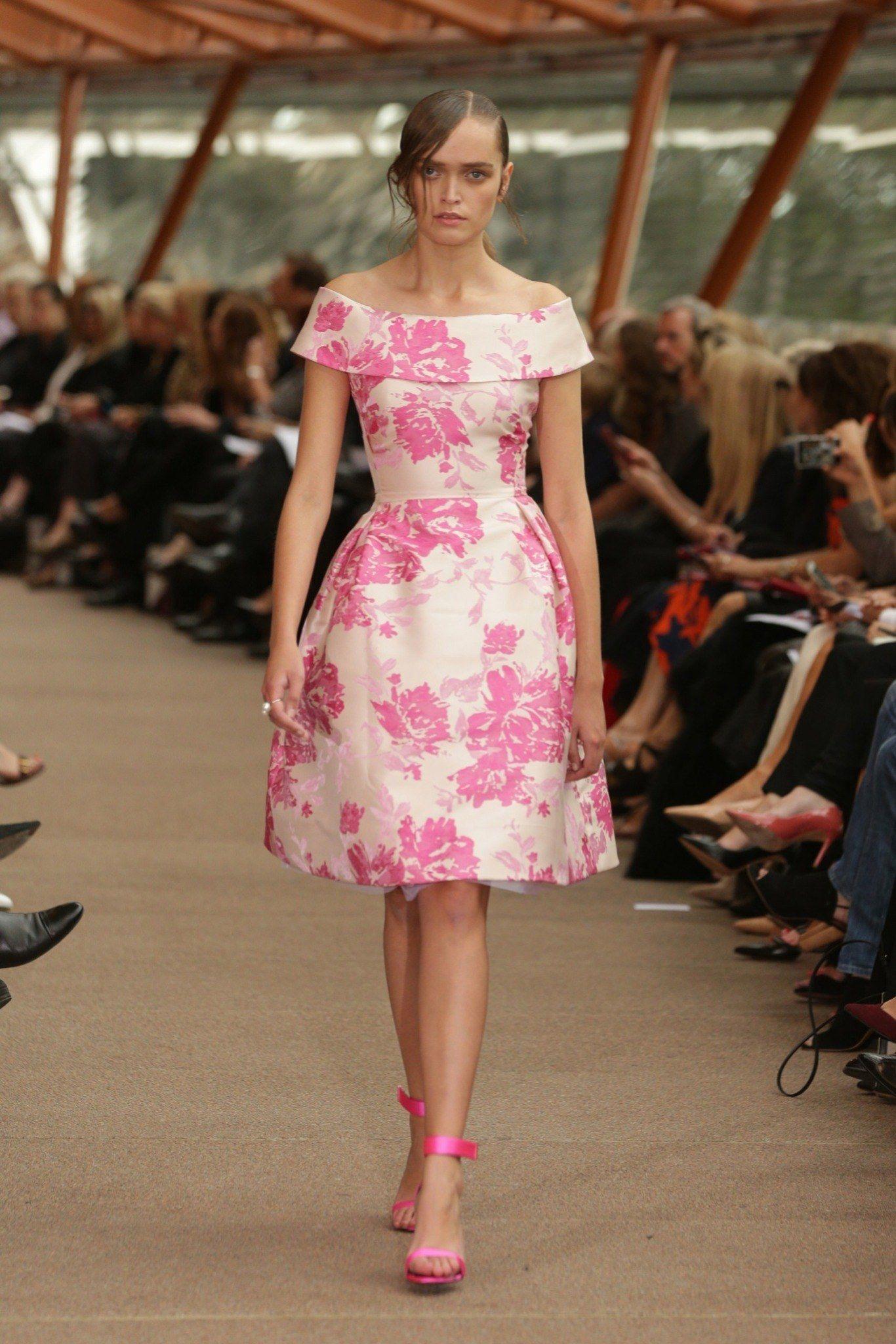 Carla Zampatti Australia Spring 2015 Fashion Show