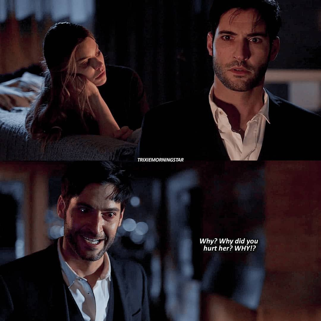 3x20 Protective Lucifer Again Coz I Love It So Much Lucifer Luciferonnetflix Lucifermorningstar Tomellis L In 2020 Lucifer Quote Lucifer Lucifer Morningstar