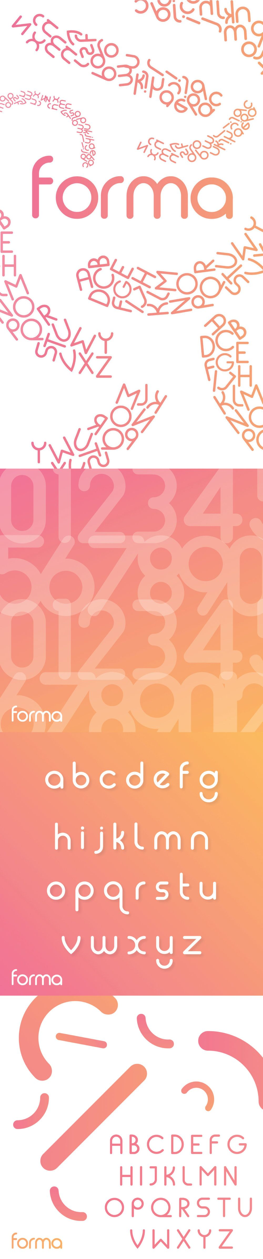 FORMA FREE FONT — Pixel Surplus Resources For