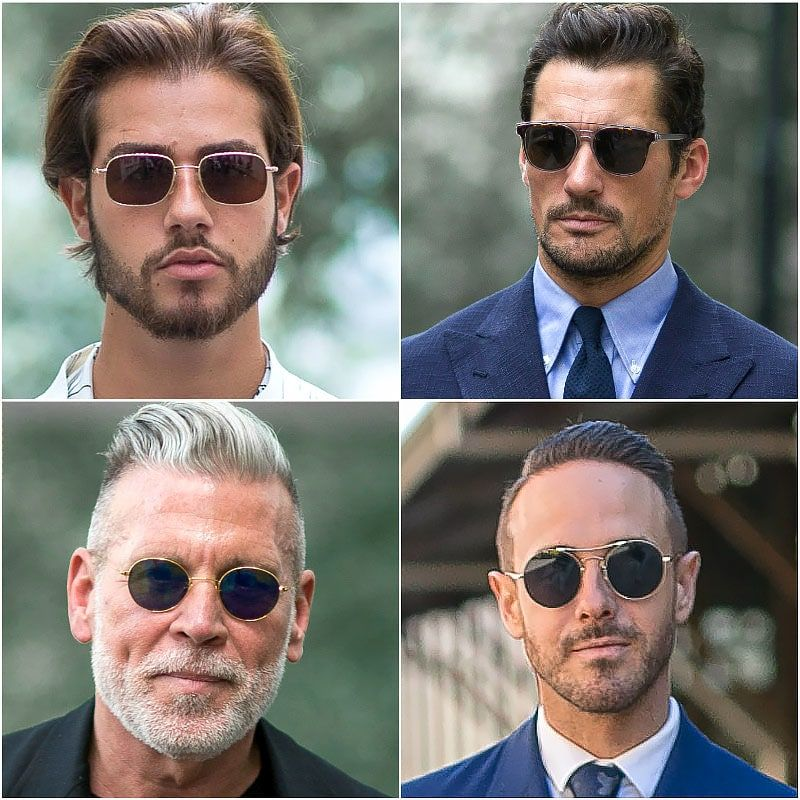 How to find the perfect sunglasses to suit your face shape