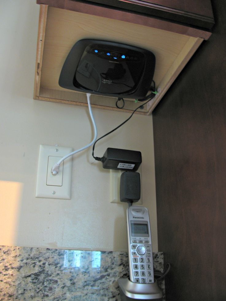 1000 Ideas About Hide Router On Pinterest Cable Box
