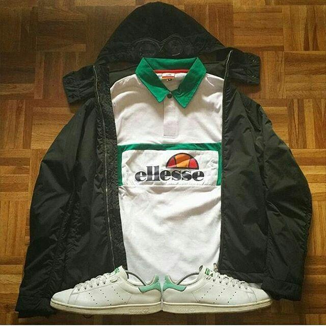 Via E Giorni Cp Company, Ellesse E Via Stan Smith Adidas Originali 708155