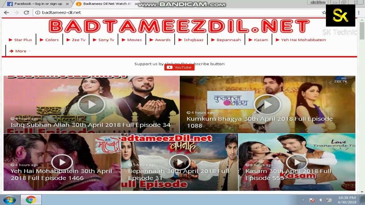 Badtameez Dil Net Watch All Dramas Movies HD Drama