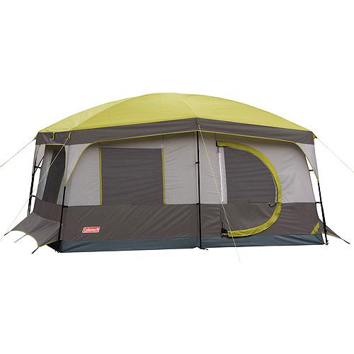 Walmart Coleman Max x Family Cabin Tent  sc 1 st  Pinterest & $160.00. Coleman Max 13u0027 x 9u0027 Family Cabin Tent | The Great ...