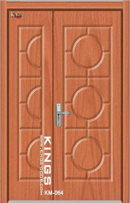 MDF PVC DOORMAIN DOOR (KM-064) - China MAIN DOOR  sc 1 st  Pinterest & MDF PVC DOORMAIN DOOR (KM-064) - China MAIN DOOR Kings | Lumber ... pezcame.com