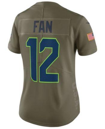 35618cce Nike Women Seattle Seahawks Salute To Service Jersey in 2019 ...