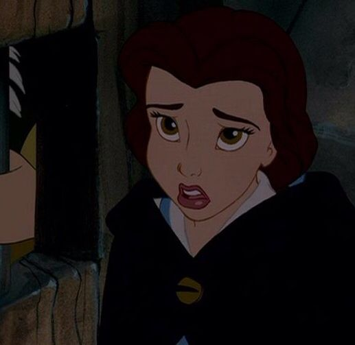 Belle Takes Her Father S Place As Prisoner To Save Him Disney