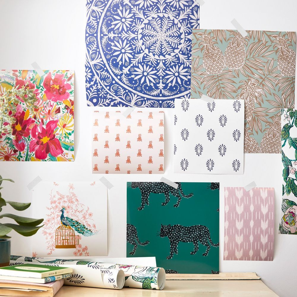 Shop for wallpaper at Target. Find textured, beadboard ...