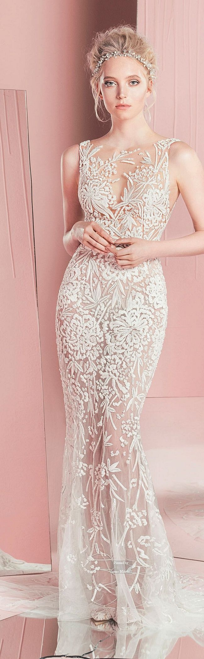 Zuhair Murad Bridal Spring-summer 2016 | sewing | Pinterest | Novios ...