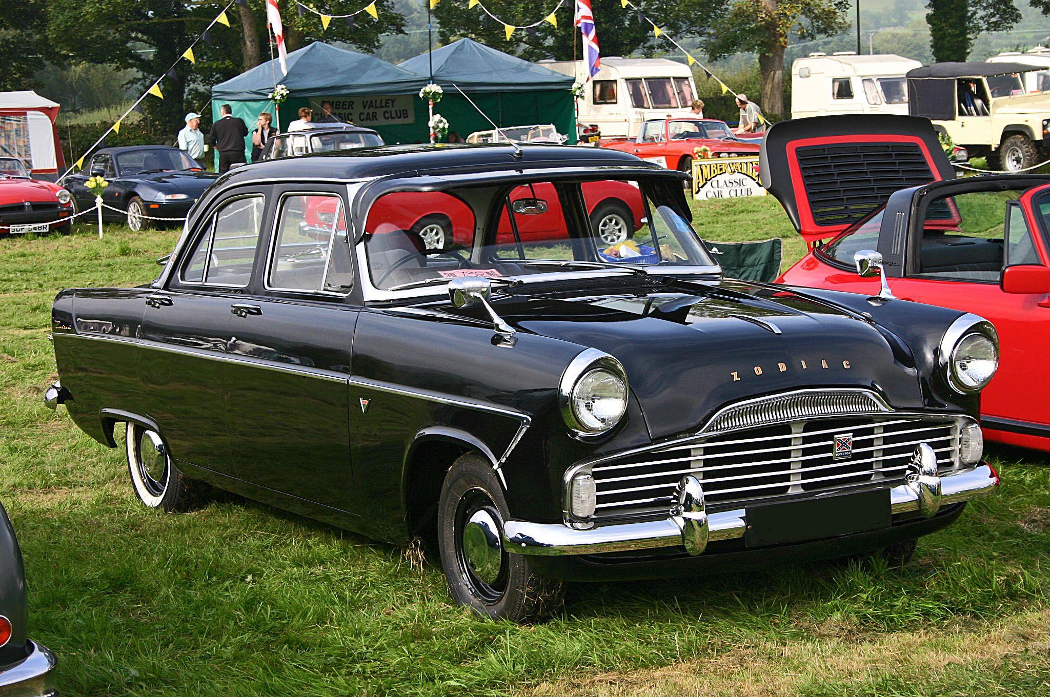 1959 Ford Zephyr 1 Ford Zephyr Australian Cars British Cars