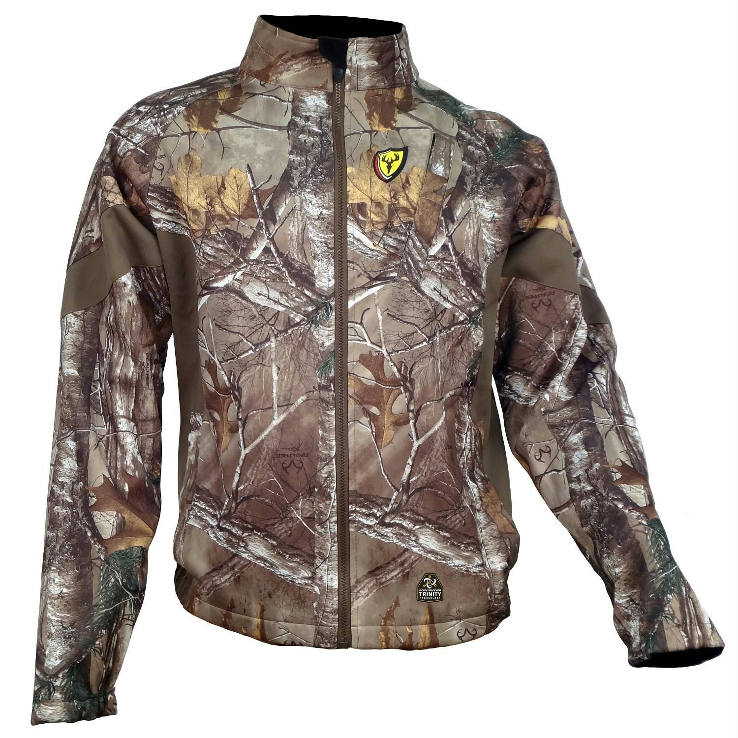 23d4e297d14ac Scent Blocker Sola Knock Out Jacket Realtree Xtra - S | Products ...