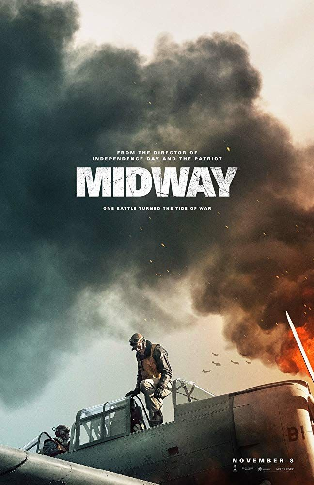 """Preview the new WWII Film """"Midway"""" with an all star cast retelling the story of the Battle of Midway #Trailer #MIDWAY #MidwayMovie"""