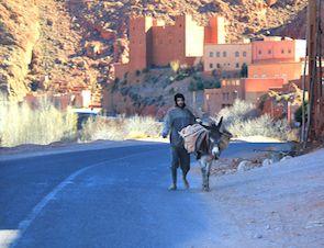 Maroc : les gorges du Dadès | Guide de voyage – Les Guides Voir  © Elisabeth Simard