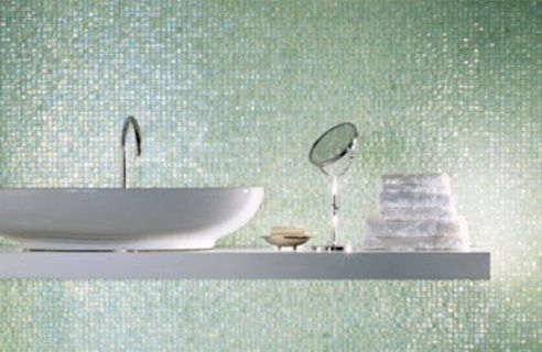 small bathroom tile design ideas - DIY This look with CG1631 Melrose ...