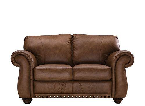Surprising Elba Leather Loveseat New House Leather Loveseat Uwap Interior Chair Design Uwaporg