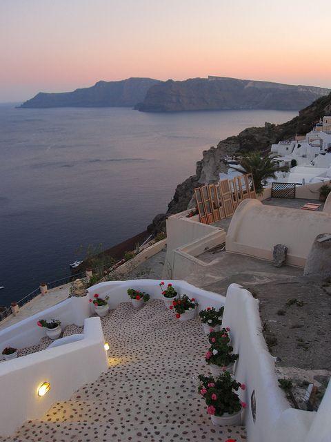 Santorini, Greece • photographed by Carlos Sanchez