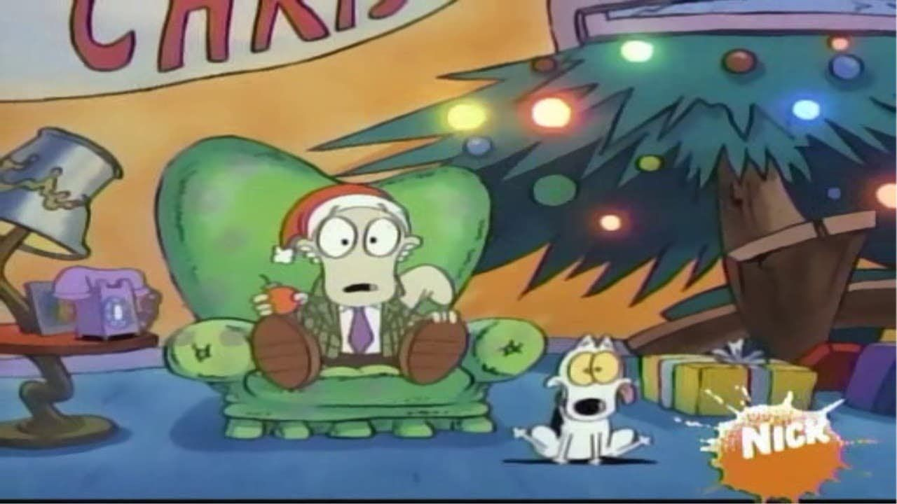 Best Christmas Commercials Best Christmas Commercials Ever Rockos Modern Life Special