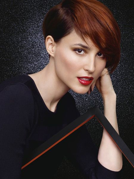 The chic hairstyles for Christmas 2015