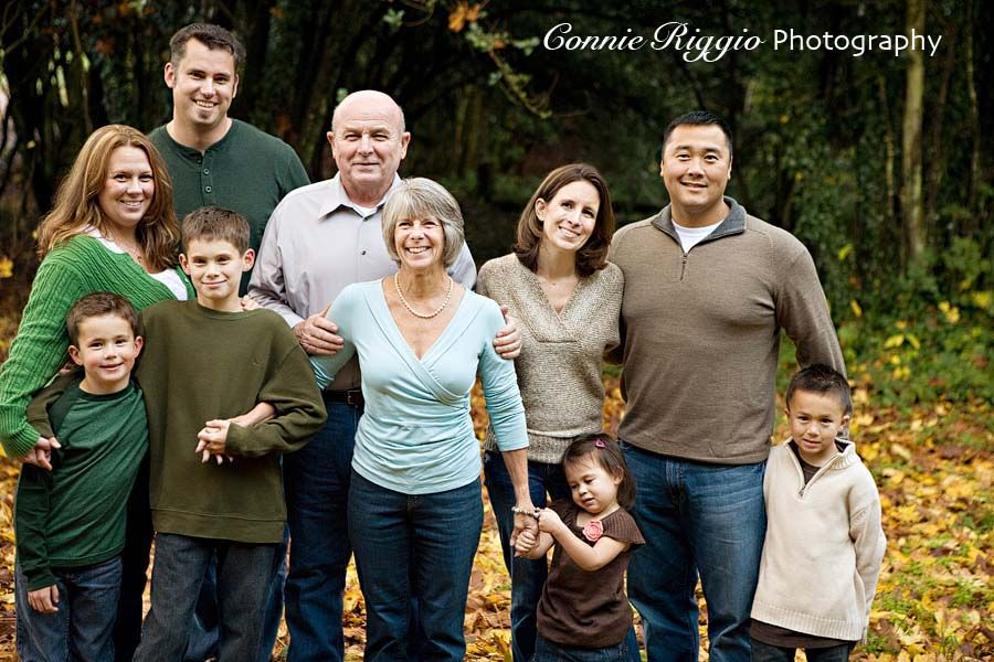 large family photos