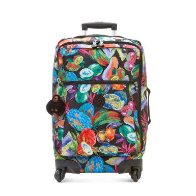 Darcey Small Wheeled Luggage Island Style Black