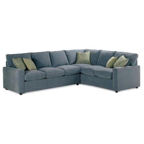 Corner Sectional Sofa, John V Schultz Furniture