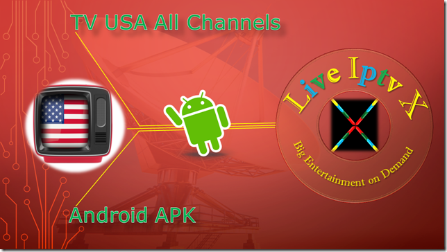 Watch TV Stream Online - TV USA All Channels Apk For Android Device