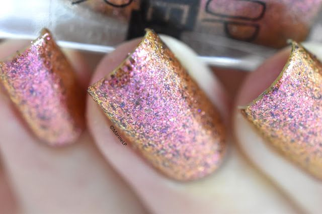 Full As Much Heart - Lollipop Posse Lacquer - You Almost Unearthly Thing