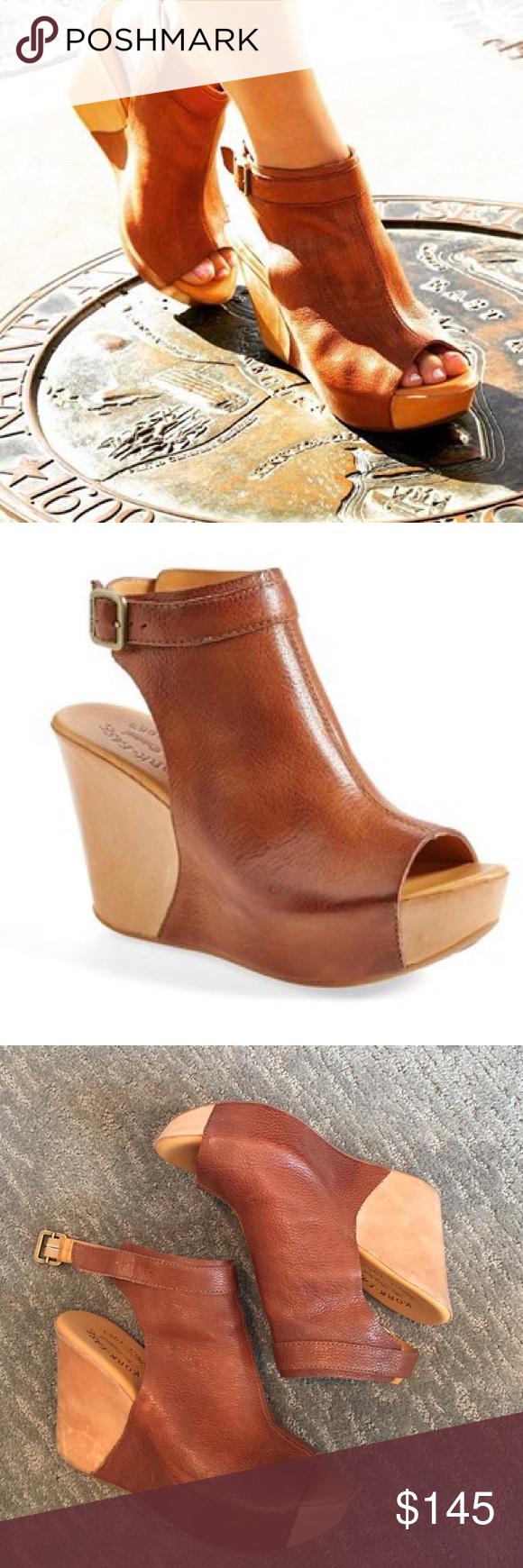 ca9e16f1ab5e Kork ease Berit wedge Sooo comfy Kork ease Shoes