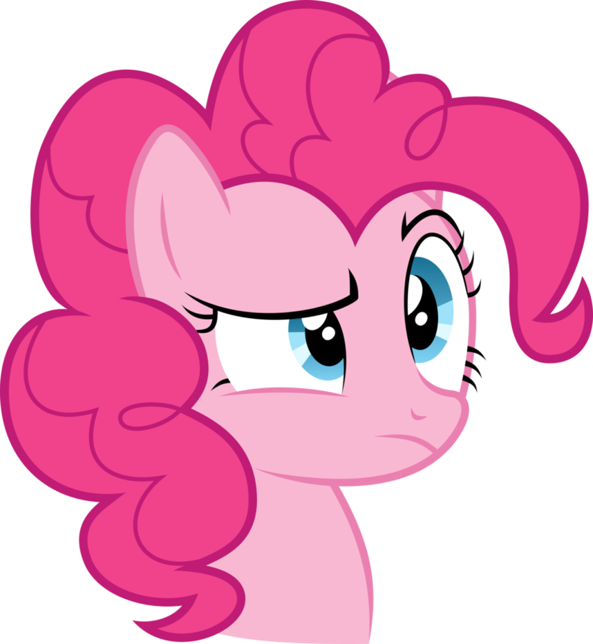 Pinkie Pie Vector By Powerpuncher On Deviantart My Little Pony Drawing Pinkie Pie Baby Pony